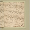 Letter to Gen. [Benjamin] Lincoln [New Jersey]