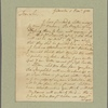 Letter to [Thomas Cadell, London.]