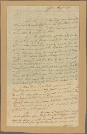 Letter to [George Clinton.]
