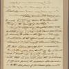 Letter to Gov. John Jay, Albany