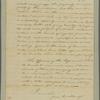 Letter to Gov. John Jay