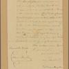 Letter to Col. Elias Dayton