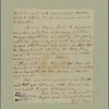 Letter to [Robert Carter, Nomony Hall.]
