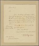 Letter to Gov. [Thomas] Nelson [Virginia]