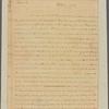 Letter to [Landon Carter, Sabine Hall.]