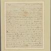 Letter to [Jonathan Hudson, Baltimore.]