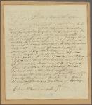 Letter to Elias Boudinot