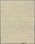 Letter to her father, Benjamin Franklin, Versailles
