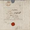 Autograph letter signed to John Allen, 14 July 1816