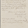 Autograph letter signed to B. R. Haydon, 1 January 1818