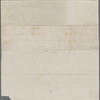 Autograph letter signed to John Murray, 23 April 1817