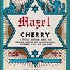 Mazel cherry: a specially sweetened cherry wine