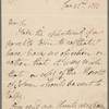 Letter signed to Charles Ollier, 22 January 1818