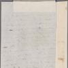 Autograph note, third person, to Joseph Marryat, 3 September 1818