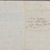 Letter signed to Lord Byron, 29 September 1818