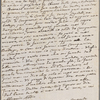 Autograph letter signed to Margherita Cogni, 17 November 1818