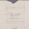 Autograph letter signed to Teresa Guiccioli, 25 November 1819