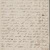 Autograph letter unsigned to Teresa Guiccioli, 25 November 1819