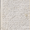 Autograph letter signed to Teresa Guiccioli, 30 November 1819