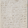 Autograph letter unsigned to Teresa Guiccioli, [circa November-December 1819]