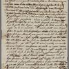 Autograph letter unsigned to Teresa Guiccioli, 9 December 1819