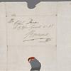 Autograph letter unsigned to Teresa Guiccioli, 19 December 1819