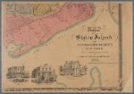 Map of Staten Island or Richmond County, N.Y..