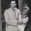 Michael Rennie in the stage production Mary, Mary