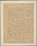 Letter to Thomas W. White