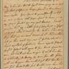 Letter to Robert Hunter Morris, Gov. of Pennsylvania, Philadelphia
