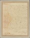 Letter to Robert Carter