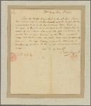 Letter to Robert Carter, Nomony Hall