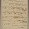 Letter to [Col. James Wood, Charlottesville.]
