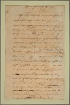 Letter to [Capt. William Winchester.]