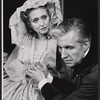 Celeste Holm and Wesley Addy in 1963 stage production A Month in the Country