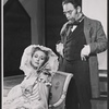 Celeste Holm and David Hurst in 1963 stage production A Month in the Country