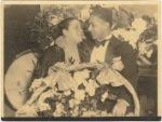 """Ada """"Bricktop"""" Smith and her husband Peter Duconge in Paris"""