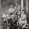 The music man, touring cast.