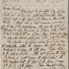 Autograph letter signed to Thomas Love Peacock, 16 August 1818