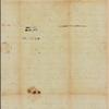Letter to Maj. Everard Meade, Amelia, Virginia, by Maj. [Nathan] Rice