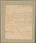 Letter to Br. Gen. [Augustine] Prevost
