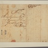 Letter to Henry Laurens, chairman of the General Committee, Charles Town