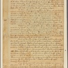 Letter to [Gov. James De Lancey, New York.]