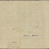 Letter to Col. [Philip Burr] Bradley, Bergin