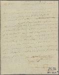 Letter to Col. William Davies, War Office, Richmond