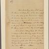 Letter to Joseph Reed, Prest. of Pennsylvania