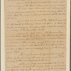Letter to Gen. [William] Smallwood, or the officer in command of the Maryland troops