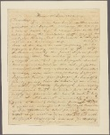 Letter to William Whitlock, New York