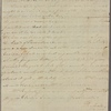 Letter to William Fleming, Botetourt