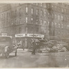 Northwest corner of Lenox Avenue and West 135th Street, Harlem, New York City, ca. 1925